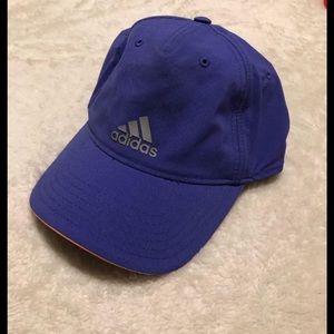 Purple Adidas Hat🧢